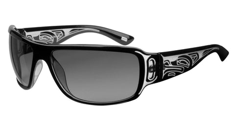 "Sunglasses for men - ""Brody"" Wolf Design"
