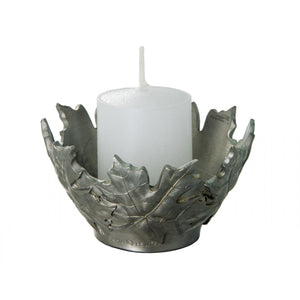 Maple Leaf Votive Candle Holder
