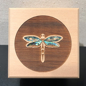 Bentwood Box - Dragonfly