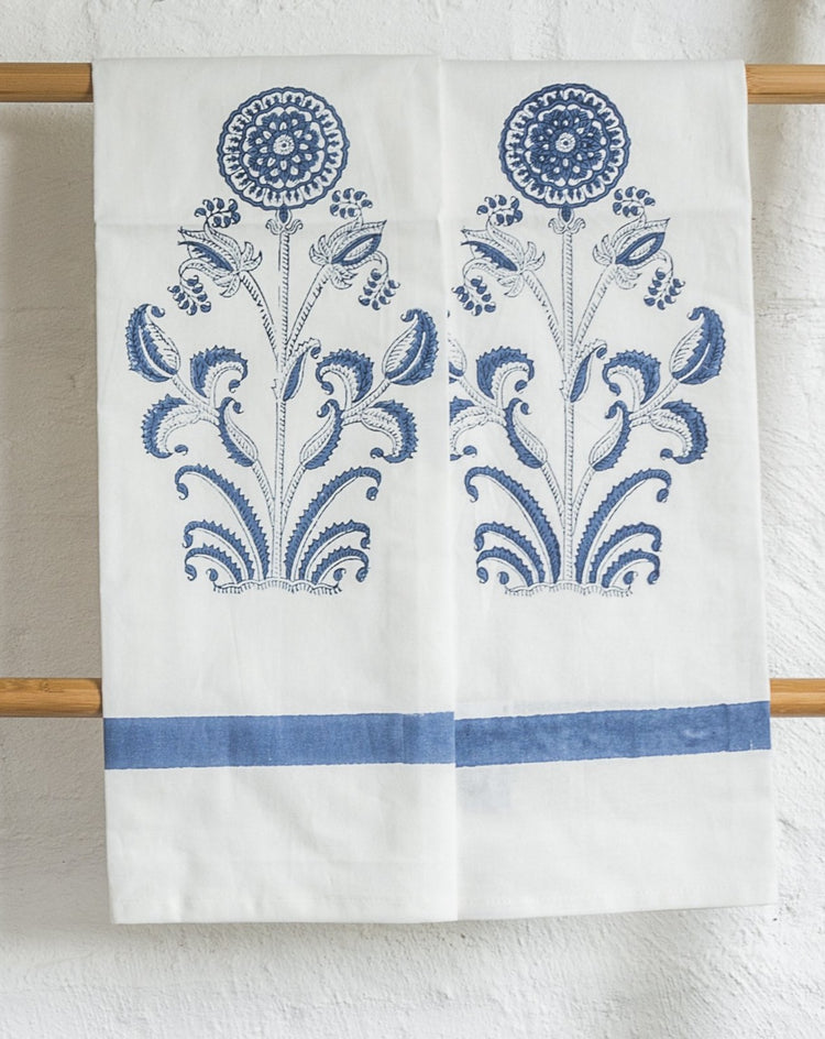Kasani Tea Towel