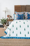 Kumudani Quilted Pillow Case Set