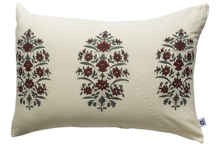 Gulbahar Quilted Pillow Case Set