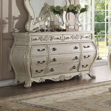 ACME Ragenardus Antique White Bedroom Set - Dresser