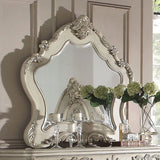ACME Ragenardus Antique White Bedroom Set - Mirror