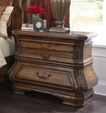 AICO Tuscano Melange Mansion Bedroom Set - Night Stand