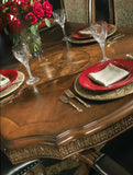Villa Valencia Formal Dining Set - Table Top Detail