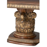 Villa Valencia Formal Dining Set - Table Pedestal Detail