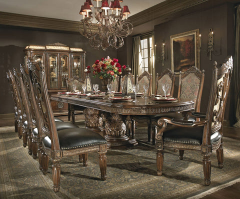 Villa Valencia Formal Dining Room Set
