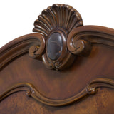 AICO BELLA VENETO SLEIGH BED - HEADBOARD DETAIL