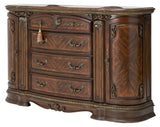 AICO BELLA VENETO SLEIGH BEDROOM SET - DRESSER