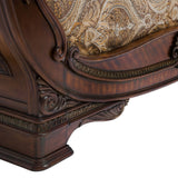 AICO BELLA VENETO SLEIGH BED - CLOSE-UP DETAIL
