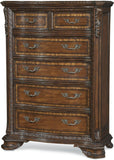 A.R.T. Old World Estate Bedroom Set - Tall Chest