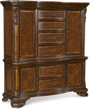 A.R.T. Old World Estate Bedroom Set - Master Chest