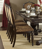 Russian Hill Double Pedestal Dining Room Set - Side Chairs