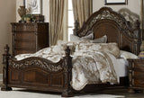 HOMELEGANCE Catalonia Panel Bedroom Set - Bed