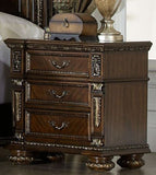 HOMELEGANCE Catalonia Panel Bedroom Set - Nightstand