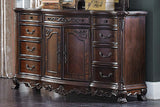 DERYN PARK PANEL BEDROOM SET - DRESSER