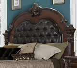 HOMELEGANCE Antoinetta Upholstered Bed - Headboard