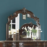 HOMELEGANCE Antoinetta Upholstered Bedroom Set - Mirror