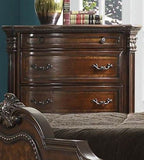 HOMELEGANCE Antoinetta Upholstered Bedroom Set - Chest