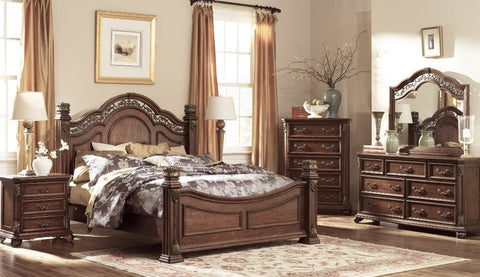 LIBERTY Furniture Messina Estates Bedroom Set