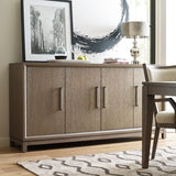 LEGACY CLASSIC Highline Collection Casual Dining Set - Credenza