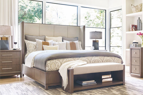 Rachael Ray Collection Highline Shelter Bedroom Set