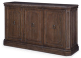 LEGACY CLASSIC Hunt Country Casual Dining Set - Credenza