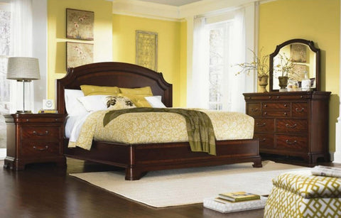 LEGACY CLASSIC Evolution Platform Bedroom Set