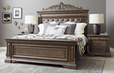 PULASKI Bedford Heights Upholstered Panel Bed