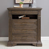 PULASKI Bedford Heights Collection Media Chest