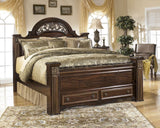 ASHLEY Furniture Gabriela Storage Bed