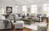 "ASHLEY Furniture ""Sylewood"" Traditional Living Room Set"