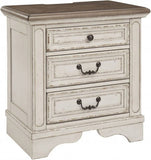 ASHLEY Furniture Realyn Bedroom Set - Night Stand