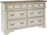 ASHLEY Furniture Realyn Bedroom Set - Dresser