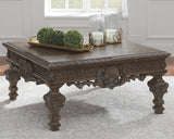 ASHLEY Furniture Charmond Occasional Table Set