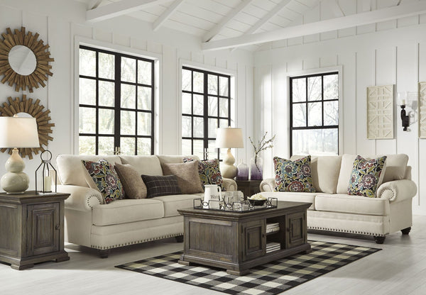 "ASHLEY Furniture ""Harrietson"" Traditional Living Room Set"