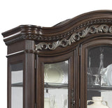 San Marino Double Pedestal Formal Dining Room Set