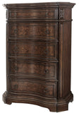 Samuel Lawrence Edington Sleigh Bedroom Set - Chest