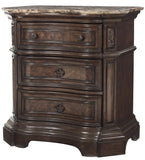 Samuel Lawrence Edington Sleigh Bedroom Set - Night Stand