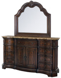 Samuel Lawrence Edington Sleigh Bedroom Set - Dresser