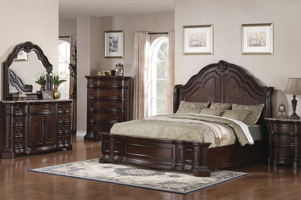Samuel Lawrence Edington Sleigh Bedroom Set