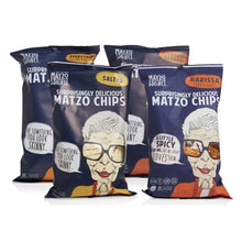 Matzo Chip Sampler Packs