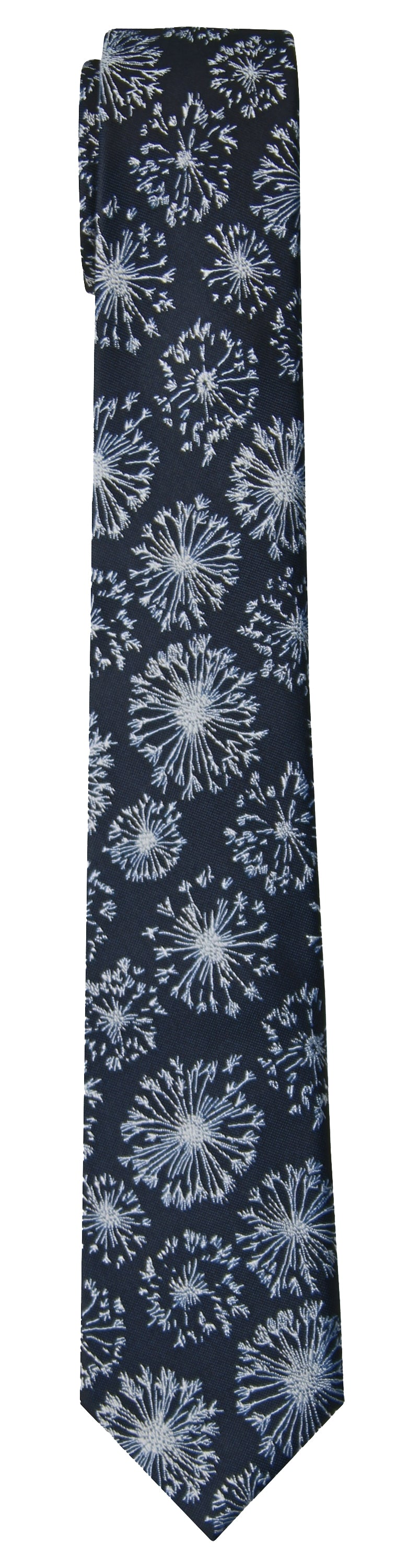 Mimi Fong Dandelion TIe in Midnight