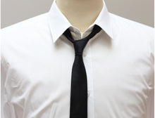 Mimi Fong Skinny Tie in Black
