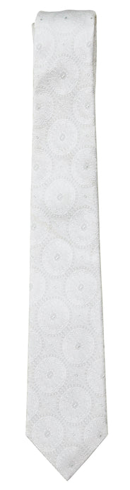 Mimi Fong Coin Tie in White