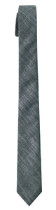 Mimi Fong Skinny Denim Tie in Cloudy