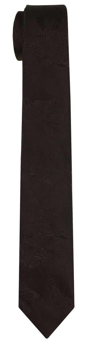 Mimi Fong Flinder Tie in Black