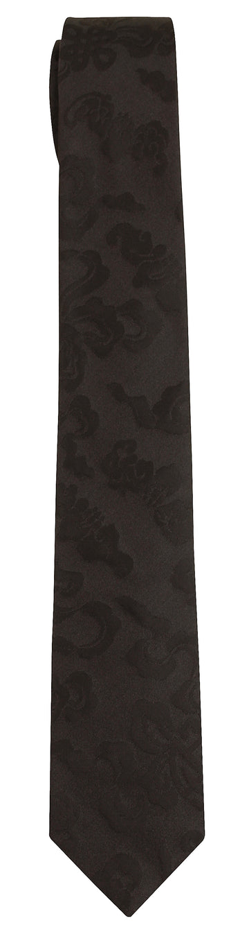Mimi Fong Nebula Tie in Black