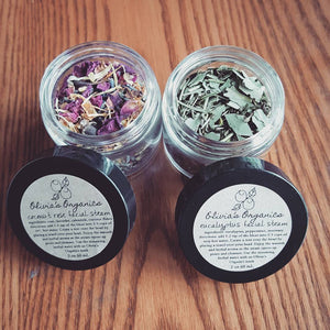 Herbal Facial Steams